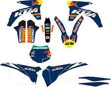 kit pegatinas ktm exc-sx 125-500, 2012-2013  graphics, adhesivo, decal, sticker