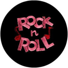 Rock n Roll [25mm Button]