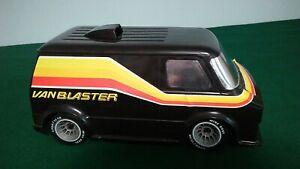 Cox Vanblaster Free Running Tether Car w/.049 Nitro Engine