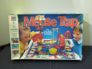MOUSE TRAP 1989 GAME PARTS ( CHOOSE ).