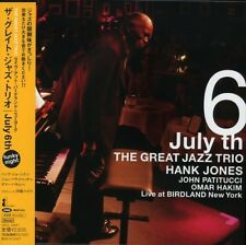 Great Jazz Trio - July 6th-Live at Birdland N.Y. [New SACD] Japan - Import
