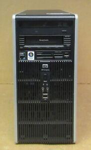 HP Compaq dc5850 Tower PC Athlon 4450B 2.3GHz 8GB Ram 250GB HDD Quantum DLT-V4