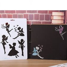 Butterfly Fairy DIY Masking Spray Stencil Layering Stencils Scrapbook Album Sale