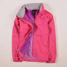 b4e984b72b North Face Mädchen Kinder Jacke Jacket Gr.140 HyVent Windjacke Rosa, 59225