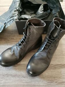 Marsell Black Boots for Men for Sale