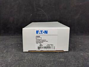 Eaton E50SB Limit Switch Body Double Pole 2NO-2NC