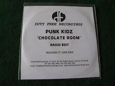 PUNK KIDZ.. Chocolate Room  (1 Track CDR Promo Single)