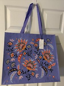Vera Bradley Authentic Mural Garden Market Travel Tote NWT Carry On Bag purse