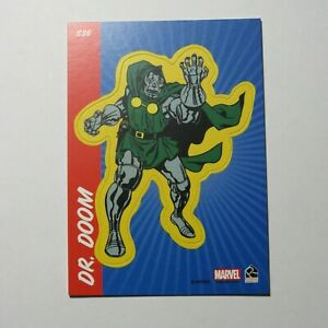Marvel S36 Dr Doom 75 Anniversary