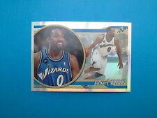 2010-11 Panini NBA Sticker Collection n.154 Gilbert Arenas Washington Wizards