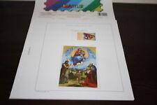 Città del Vaticano 2012 annata completa francobolli nuovi su fogli Marini King