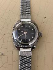 Vintage Kronatron Electric 360 Watch Wristwatch Women's Ladies