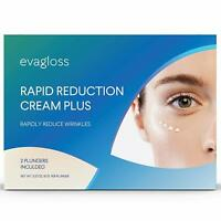 Evagloss Rapid Reduction Eye Cream Visibly Reduce Under-Eye Bags wrinkles