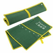 Canvas Spanner Wrench Tools Holder Foldable Roll-up