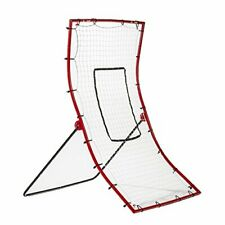Pitch Back Baseball Rebounder Pitch Return Trainer And Rebound 68 x 44 Inches