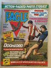 EAGLE DAN DARE - IAN BOTHAM - 1st MAY 1982