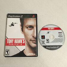 Tony Hawk's Project 8 (Sony PlayStation 2, 2006)