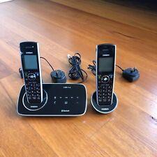 Uniden ELITE9135 w/ 2x Handsets - Cordless Phone USED