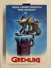 Gremlins Christmas Stripe & Gizmo COMPLETE Neca Horror EXCLUSIVE Holiday