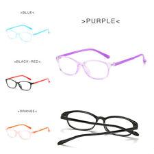 Anti Blue Light Filter Kids Computer Square Frame Eyeglasses Children Glasses