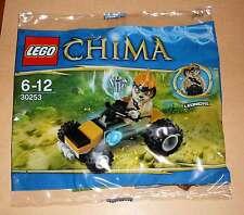 Lego Legends of Chima - 30253 Leonidas' Jungle Dragster Polybag Tütchen Neu OVP