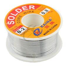 6337 Tin Lead Line Soldering 08mm Rosin Core Solder Flux Welding Wire Reel