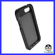 LUNATIK Seismik, Suspension Frame case - impact protection, iPhone 5/5s/SE Black