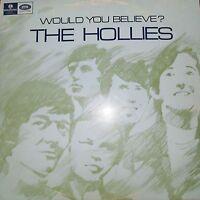 THE HOLLIES - Would You Believe - Original 1965 Australian 12-trk Mono vinyl LP