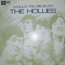 THE HOLLIES - Would You Believe - Original 1965 Australian 12-trk Mono vinyl LP