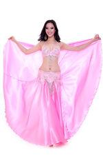 New Belly Dance Costume 3 Pics Bra&Belt&Skirt 34B/C 36B/C 38B/C 40B/C 13 Colors
