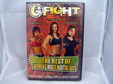 MMA *G Fight: Best of Women's Mixed Martial Arts Vol 1 (DVD 2009) New HooknShoot