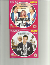 SIX ROMANTIC COMEDY NEWSPAPER PROMO DVDS
