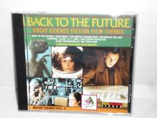 Back To The Future Great Science Fiction Film Themes star wars Et Cd sound Ba56
