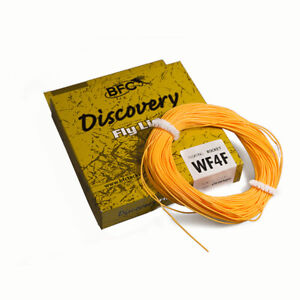BFC Discovery Floating Weight Forward 100ft WF4F Fly Line