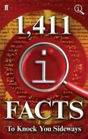 """AS NEW"" 1,411 QI Facts To Knock You Sideways, Mitchinson, John, Harkin, James,"