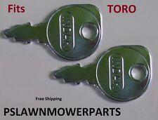 [TOR] [63-8360] (2) Toro ZTR  Electric Start Mower Ignition Key