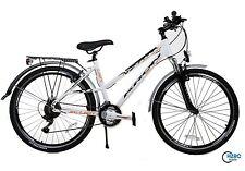 26 Zoll Kron XC250 Damen Fahrrad Alluminium ALU City Trekkinrad Rad Bike 21 Gang