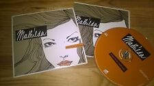 CD Indie Mathilda - Supersexy Rational (3 Song) WESTPARK PLÄNE cb