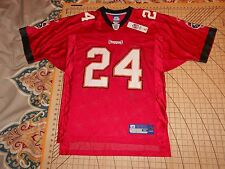 ADULT MEDIUM REEBOK NFL EQUIPMENT TAMPA BAY BUCCANEERS  24 WILLIAMS JERSEY  - NWT 996e6d0f6