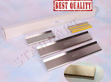 Hyundai i10 2008-2012 Stainless Steel Door Sill Entry Guard Covers Protectors 5d