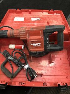 hilti hammer drill te705 Damaged Cord