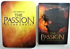 The Passion Of The Christ (Cba Exclusive Tin) - Fox Family Dvd - Never Viewed