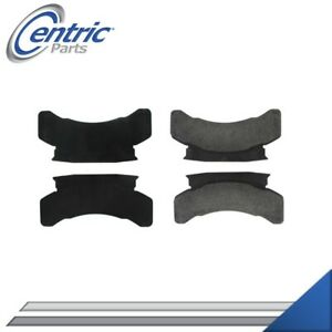 Rear Brake Pads Set Left and Right For 1993-1996 SPARTAN MOTORS EC2000