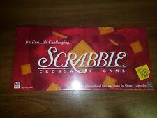 Scrabble Crossword Board Game Family Game Night 1999 Milton Bradley Brand New