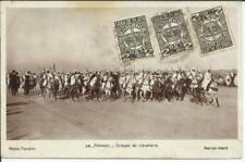 Romania POSTAGE DUE Sc#J84(x3)Bucharest 30/APR/1935 from Morocco SC#133