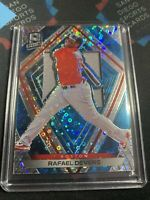 Rafel Devers 2020 Chronicles Spectra Patch /99 Red Sox