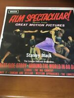 Film Spectacular! Stanley Black UK vinyl LP album record - LMK 4525-  DECCA Mono