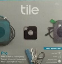 Tile Pro RT-15001 Item Tracker - Black BRAND NEW