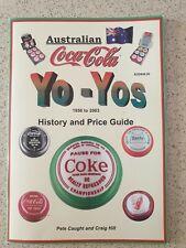 Australian Coca Cola Guide RARE