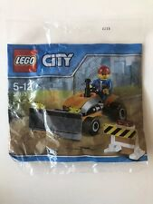 Lego City Tractor 30353 Polybag